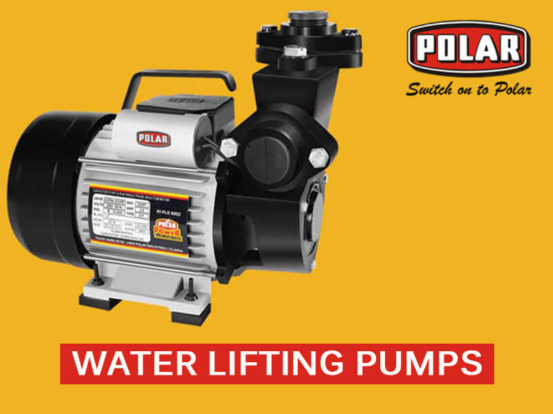 Top pump manufacturers in India