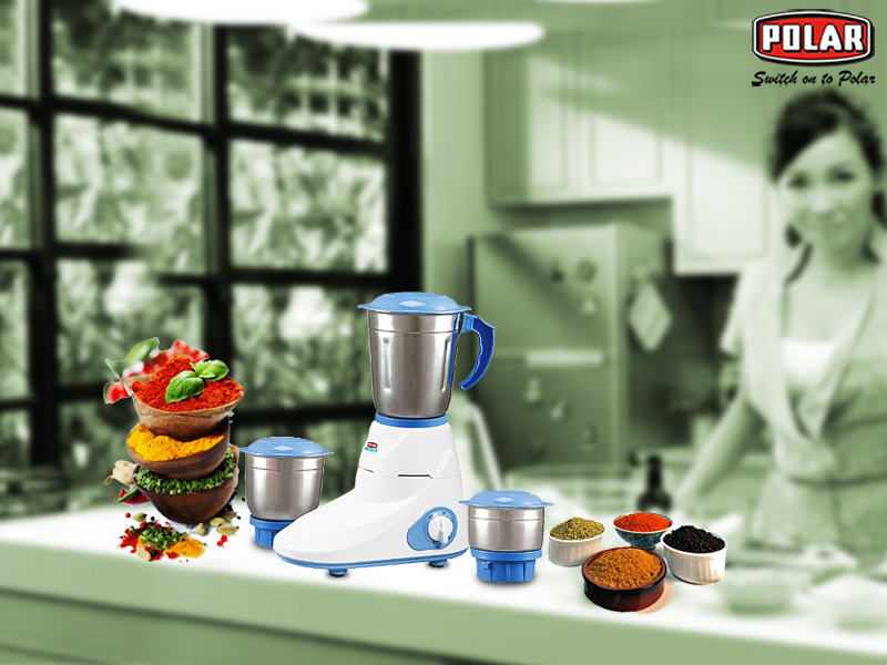 Four reasons why you need a juicer mixer grinder for your - Kitchen appliances store ...