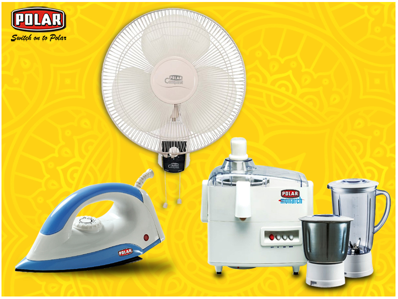 Make your Day Easy and Fast with Electrical Appliances