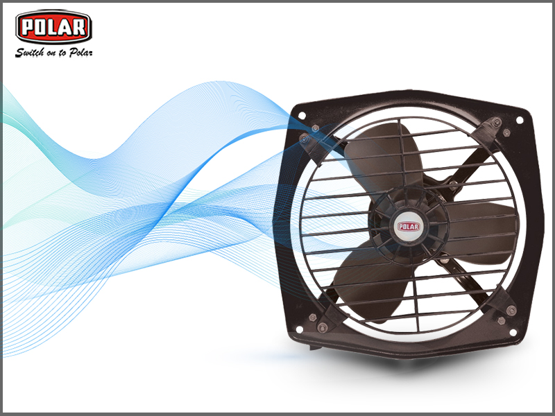 exhaust fan manufacturer in india