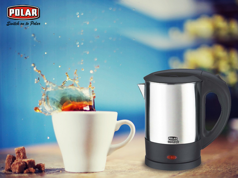 Advantages and Uses of An Electric Tea Kettle