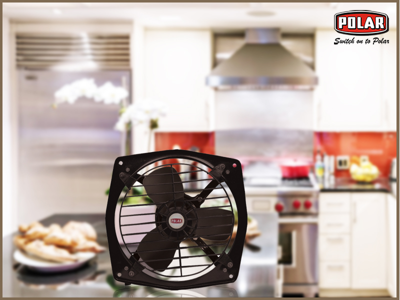 Reasons of Installing An Exhaust Fan in Your Home