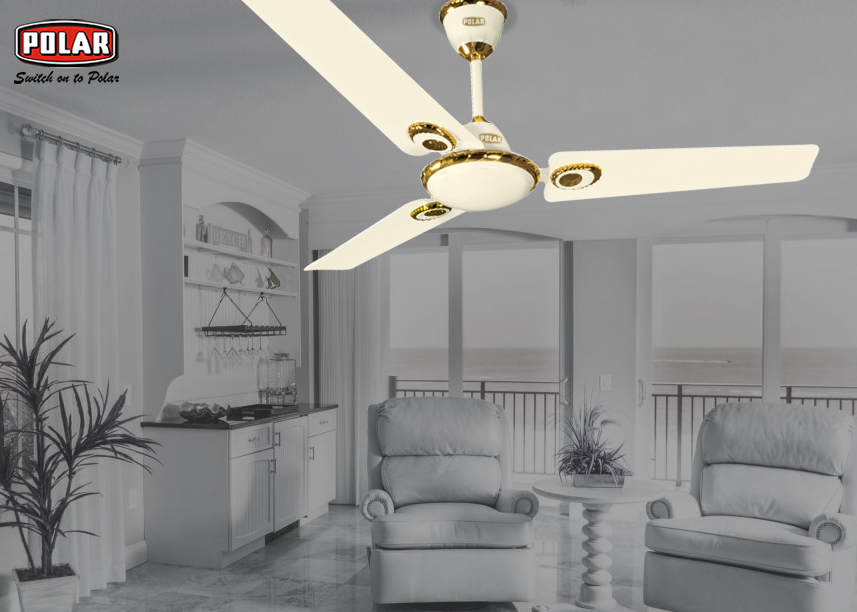 Explore the Configurations of An Efficient Ceiling Fan