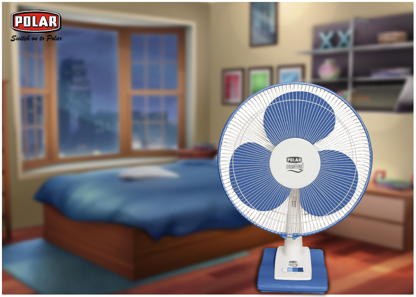No Need to Sweat at work Anymore. Get the Perfect Table Fan