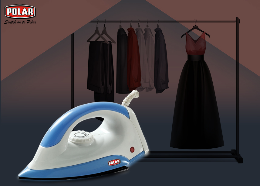 Steam or Dry Iron Which One Should You Use