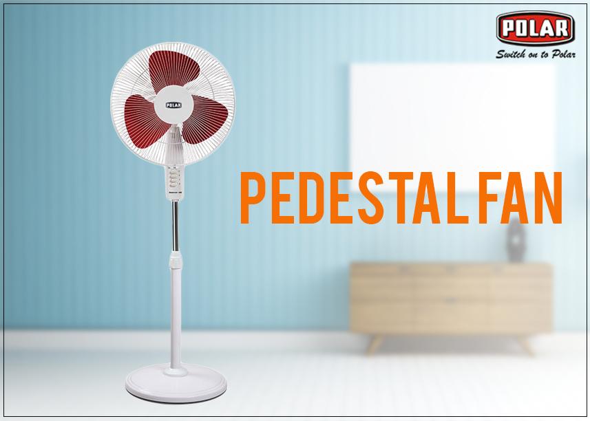 online pedestal fan