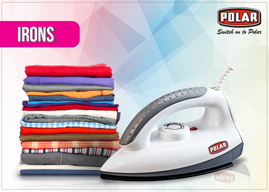 Buy Irons in India,