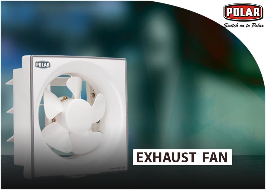 Buy Exhaust Fans in India