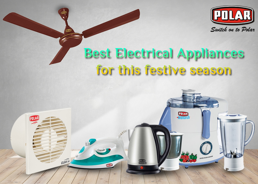 Electrical home appliance