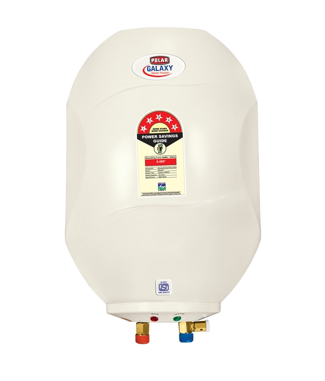 GALAXY ABS 5 STAR GEYSER IVORY