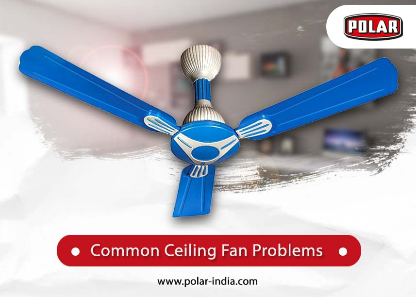 Best 10 Ceiling Fans - PolarIndia