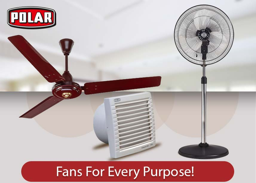 Power Saving Fans