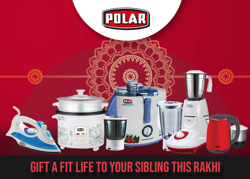 Rakhsha Bandhan- polar electrical appliances
