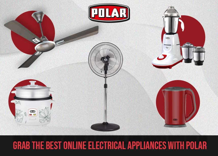 best online electrical appliances-polarindia