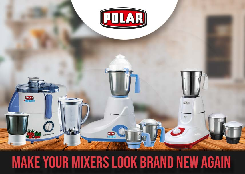 polar best mixer grinder