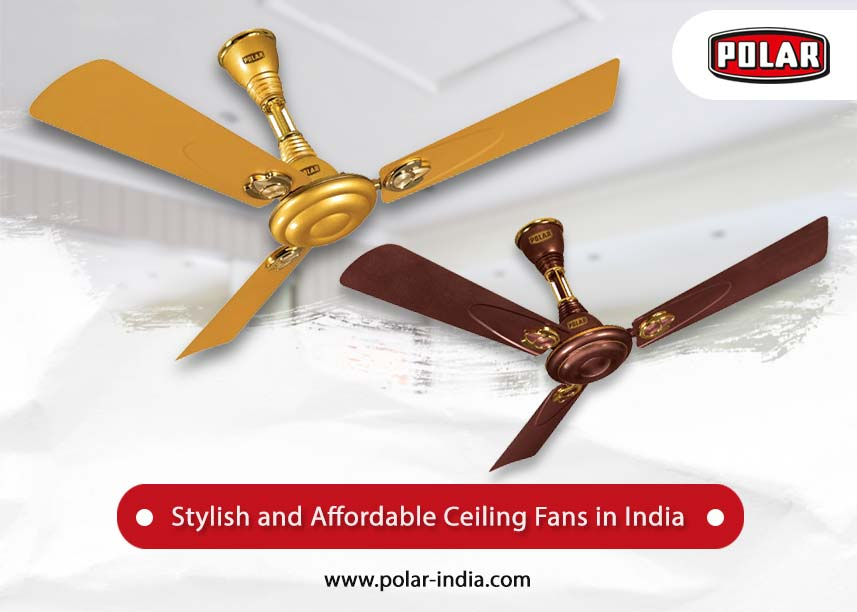 polar high speed ceiling fans