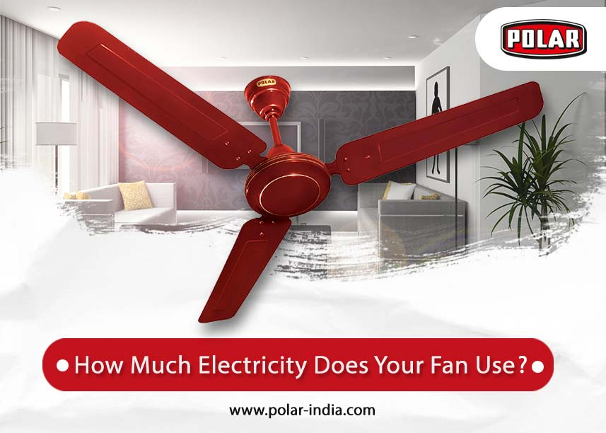 polar power saving fans