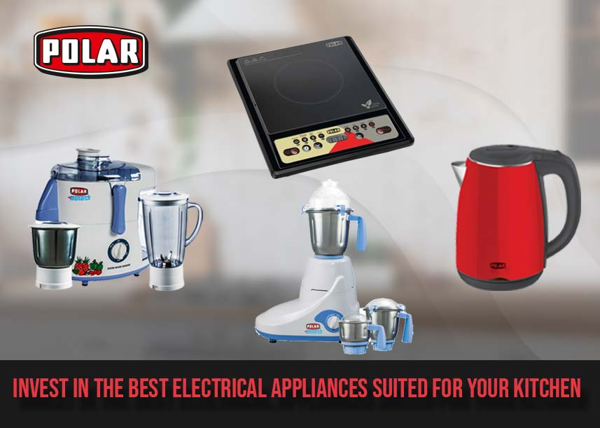 Buy Smart Affordable Kitchen Appliances For Your Modern Kitchen