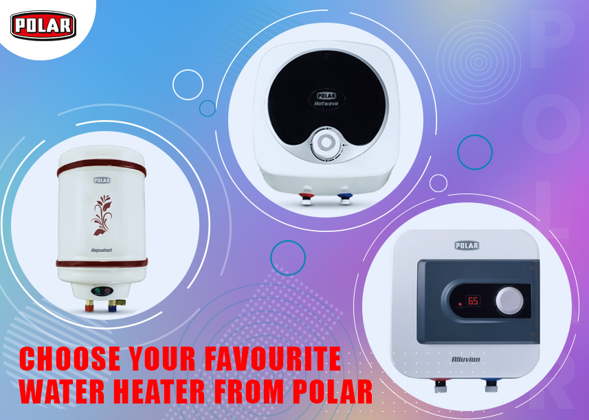 Instant Water Heaters- polarelectric