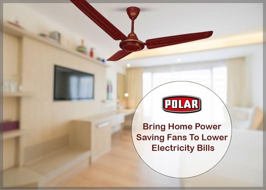 power saving fans