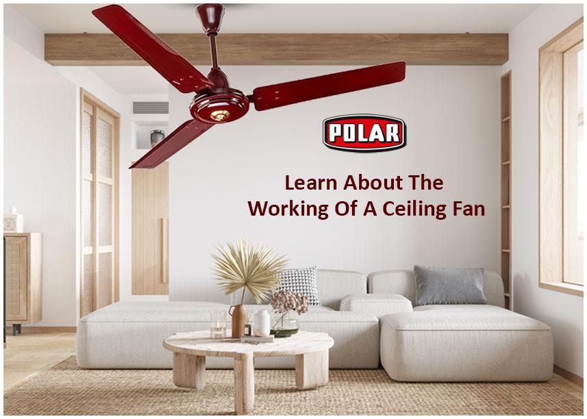 high speed ceiling fan