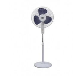 Polar Annexer - MB Osc Fan in White - Blue