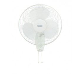"POLAR Annexer Osc Electric Wall Fan Regular Speed  ""White"""