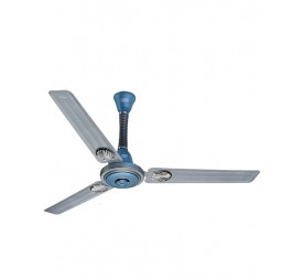 Polar Megamite TT - Deco Fan in Light Blue - Silver