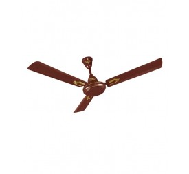 Polar Winpro (Deco Model) Fan in Brown
