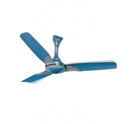 Polar Prolific Fan in Light Blue - Silver