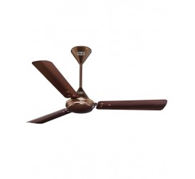 "POLAR (1125mm) OPTIMO Electric Ceiling Fan ""Cocoa Brown"""