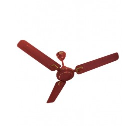 Polar Payton (Deco Model) Fan in Brown