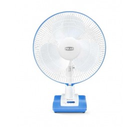 Polar Annexer Osc Regular Speed Fan in White - Blue