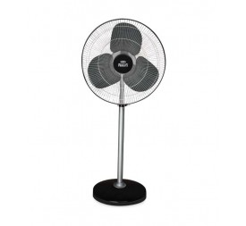 Polar Galestar Farrata Sweep - 500 mm Fan in Black - Silver