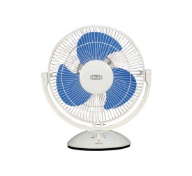 Polar All Purpose Mistral Fan in White - Blue