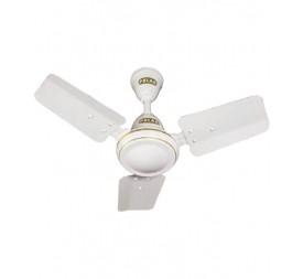 Polar Super Speed 600mm 3 Blade Fan in White