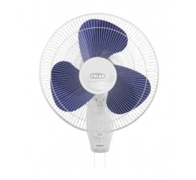 Polar Annexer - MB Osc Wall Fan in White - Blue