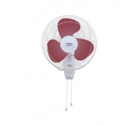 Polar Annexer - MB Osc Wall Fan in White - Marron
