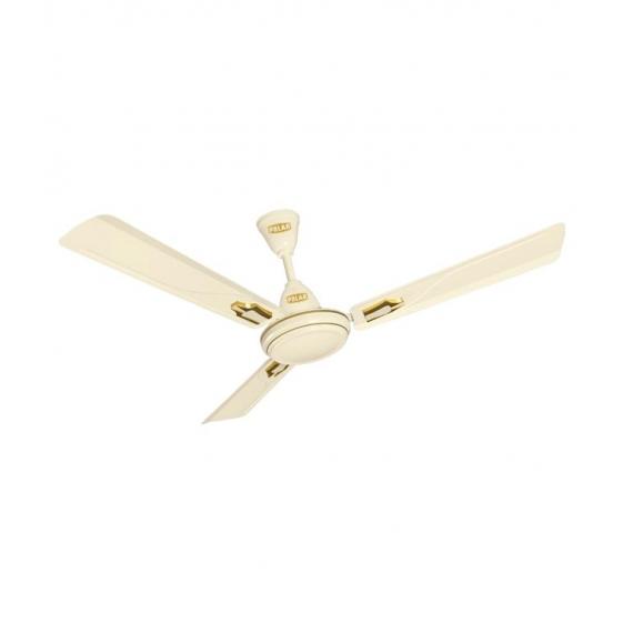 Polar Winpro (Deco Model) Fan in Soft Cream
