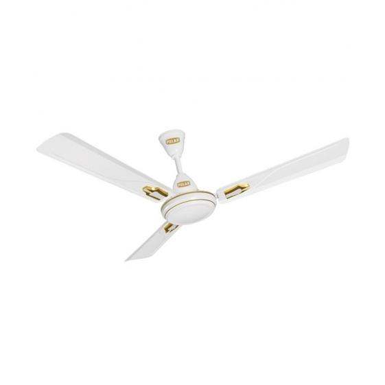 Polar Winpro (Deco Model) Fan in White