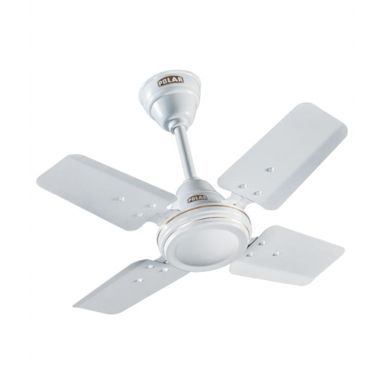 Polar Super Speed 600mm 4 Blade Fan in White