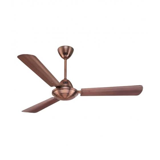 Polar Spectre Fan in Antique Copper