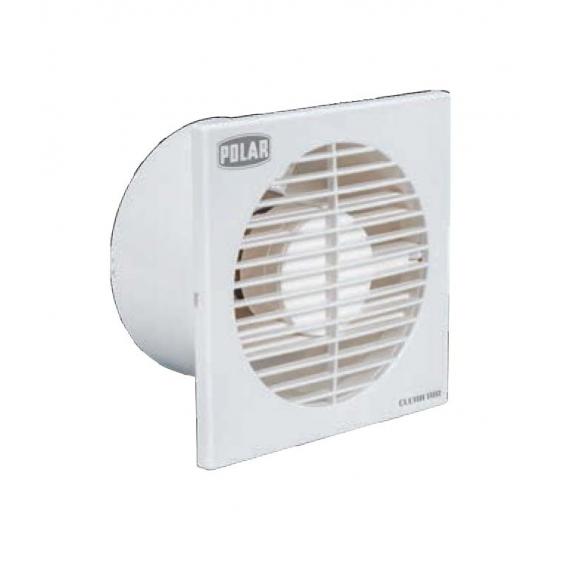Polar Plastic Ventilating Fan in Axial Flow (AF) White