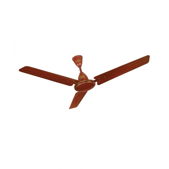 Polar Zodiac Energy Saving Fan in Brown
