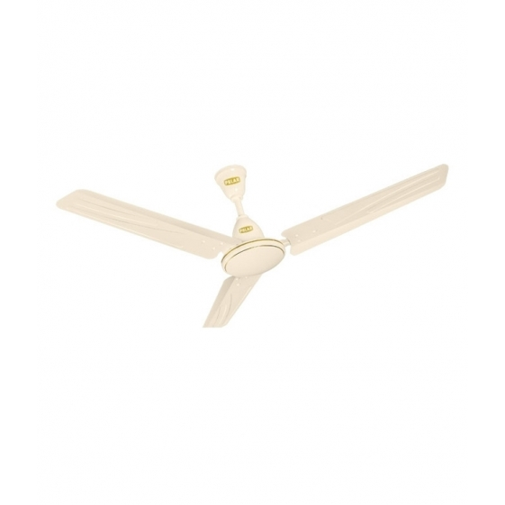 Polar Zodiac (Base Model) Fan in Ivory