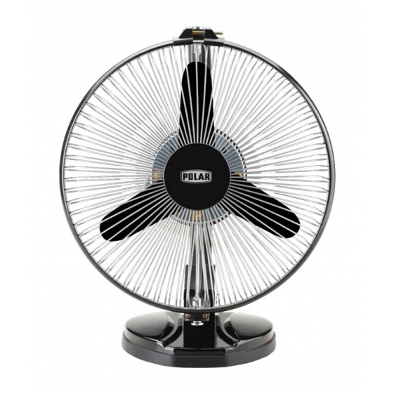Polar Stormy Neo Multi-Utility Fan in Black Chrome