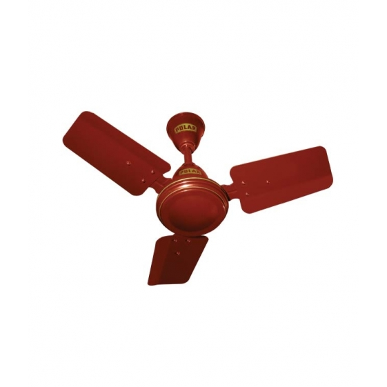 Polar Super Speed 600mm 3 Blade Fan in Brown