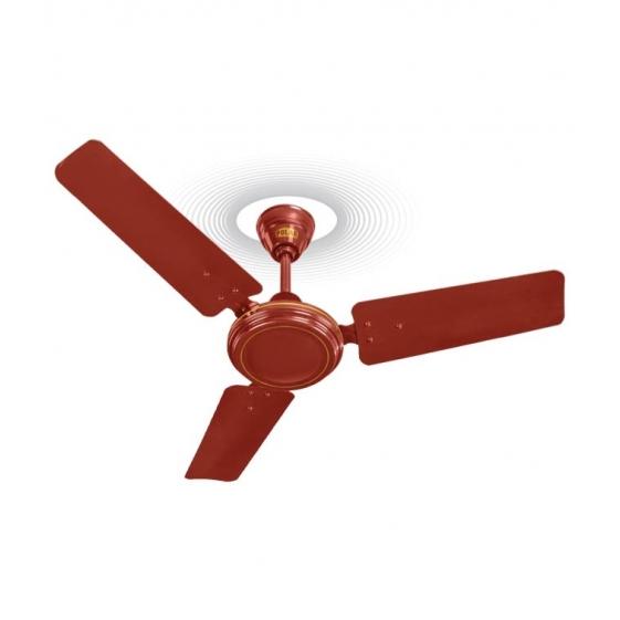 Polar Super Speed 900mm Fan in Brown