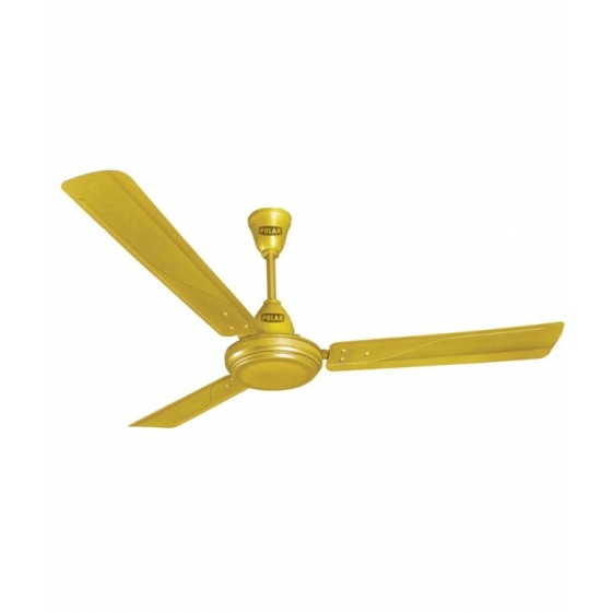 Polar Winpro Mx (Base Model) Fan in Caramel Gold