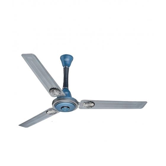 Polar Megamite TT - Deco Fan in Light Blue - Silver